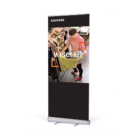 samsung roller banner