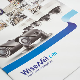 samsung wisenet brochure